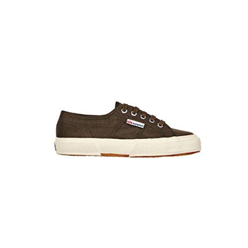 Superga 2750 LINU, Damen Sneaker Brown