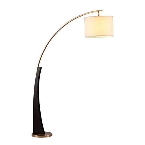 Cwill Kreative Stehleuchte 175 cm einfache moderne Persönlichkeit Mode kreative Angeln Wohnzimmer Schlafzimmer Studie Gold Farbe Stock lampchand