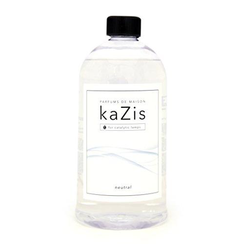 KAZIS I Neutraler Duft I Für Alle Katalytischen Lampen I Essenz I Parfums De Maison I Nachfüll-Öl (Refill) I 1000 ml I 1 Liter