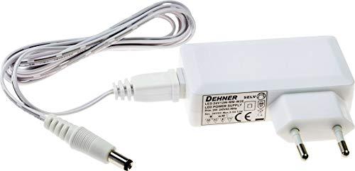 Transformateur pour LED à tension constante Dehner Elektronik LED 24V24W-MM-W2E 26590 24 W 1 A 24 V/DC homologué pour le