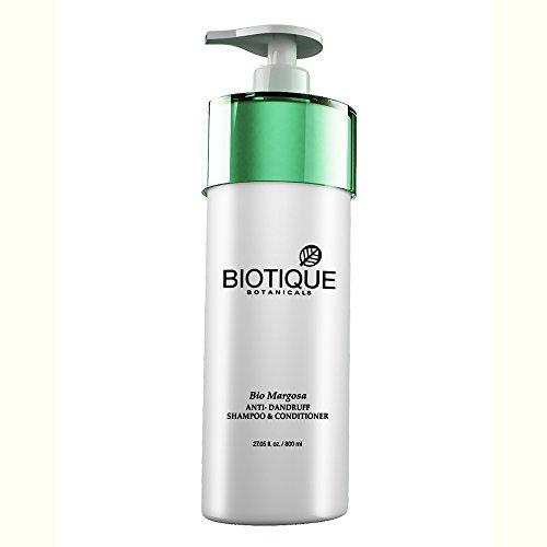 Biotique Bio Margosa Anti-Dandruff Shampoo and Conditioner, 800ml