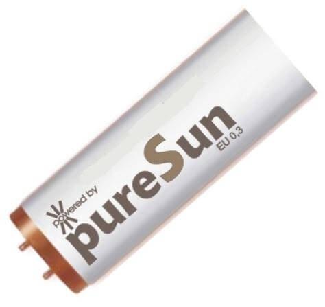 Puresun 100W 1,3% Bräunungslampe