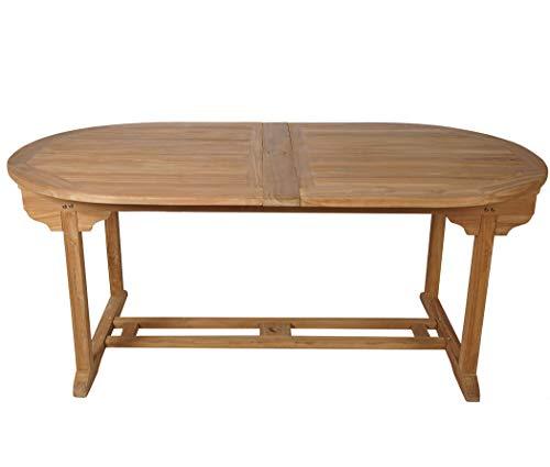 KMH ausziehbarer Gartentisch - 2