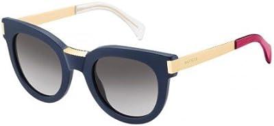 TOMMY HILFIGER Gafas de Sol 1379/S EU (49 mm) Azul