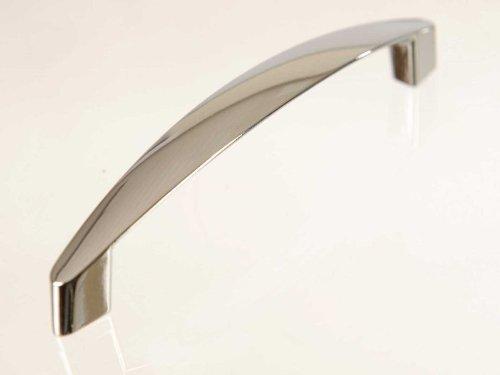 SO-TECH® Manijas muebles UN17 puerta cromo pulido