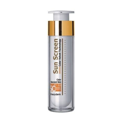 Frezyderm, Protector solar facial Color Velvet, SPF