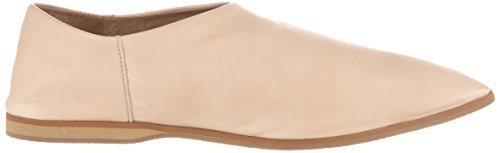 SELECTED FEMME Sfalea Pointy Leather Slipper, Mocassins Femme Beige (Nude)