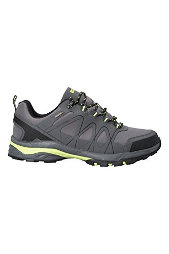 Mountain Warehouse Elite Herren Softshell-Schuhe Grau