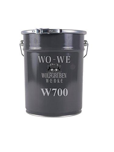 farbe garagenboden Betonfarbe Bodenfarbe Bodenbeschichtung W700 Anthrazit Grau ähnl. RAL 7016-5L