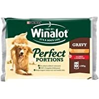Winalot Perfect Portions Dog Food Meat - 8x4x100g (32...