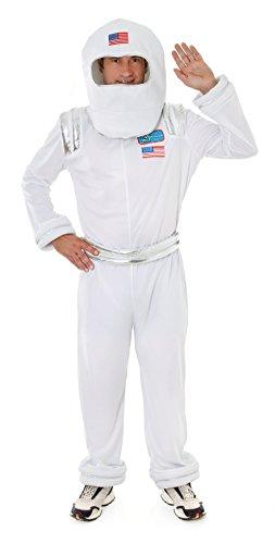 Bristol Novelty ac854Astronaut Mann Kostüm (One (Männer Kostüme Astronaut)