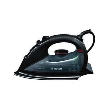 Bosch Sensixx Comfort Power TDA8337 Steam Iron Black 2700W