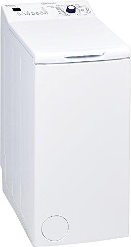 Bauknecht WAT PLUS 620 Di Waschmaschine TL / A++ / 173 kWh/Jahr / 1000 UpM / 6 kg / 8926 L/Jahr / Mengenautomatik /Hygiene+Programm / weiß