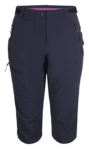 Icepeak Shaina Capri Pants Women Größe: 48 Farbe: 290 Anthracite -
