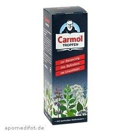 CARMOL Tropfen - Nelke Tropfen
