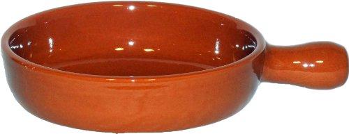 Amazing Cookware Natural Terracotta 15 cm Pfanne