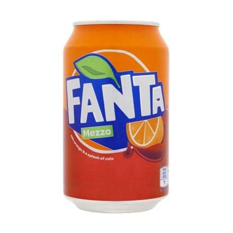 Fanta Mez Lata33 U