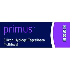 Primus Silikon-Hydrogel Tageslinse multifokal 30er Pack