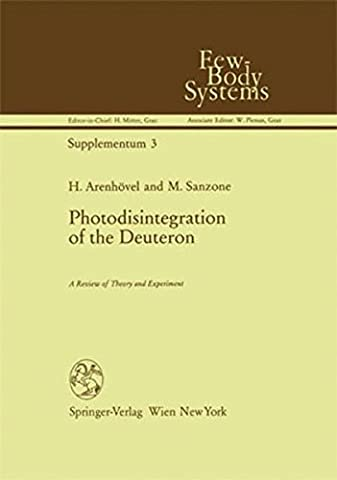 Photodisintegration of the Deuteron: A Review of Theory and Experiment (Few-Body Systems)