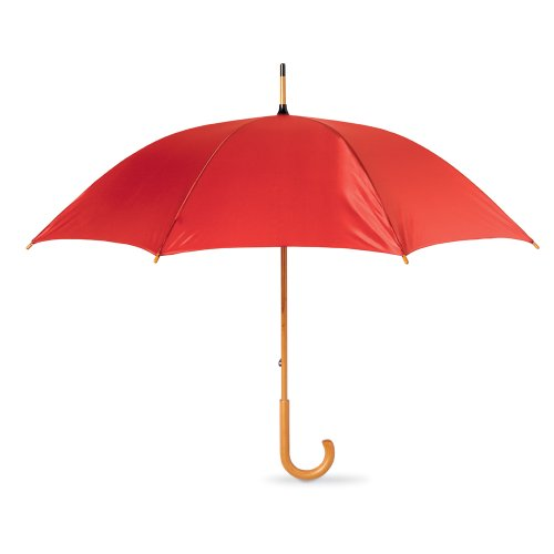 classic-umbrella-with-wooden-handle-manual-opening-wedding-gentlemans-brolly-red