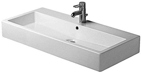 Duravit Waschbecken Vero–Vero 100cm Arbeitsplatte Design Weiß