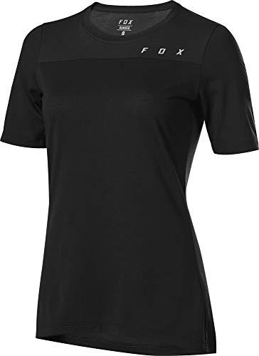Fox Jersey Lady Ranger Dr Black S (Fox Damen-shirt)