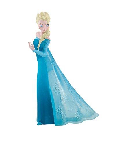 Bullyland 12961 - Spielfigur, Walt Disney Die Eiskönigin, völlig unverfroren, Elsa (Kuchen Für Disney-figuren)