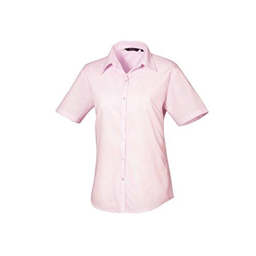Premier Damen Bluse Rosa - Pink