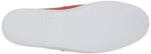 Victoria - Inglesa Lona, Alte Scarpe Da Ginnastica, unisex Arancione (Corallo )