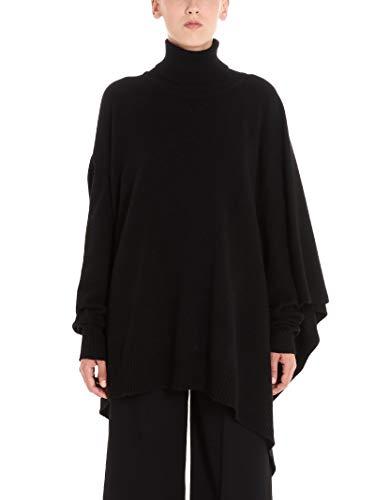 Maison Margiela Damen S51HA0952S16888900 SChwarz Wolle Sweater