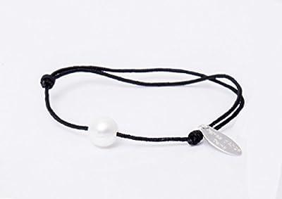 Bracelet Perle de culture blanche ronde Perles d'Ange