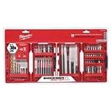 Milwaukee Electric Tools 48-32-4017 - Juego de brocas de impacto, 56 piezas, para...
