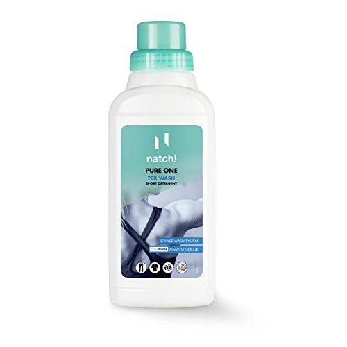 natch! PURE ONE -  Feinwaschmittel für Sport und Funktionsbekleidung - 500ml, 1er Pack (1 x 500 ml)