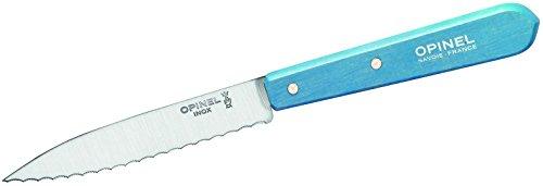 opinel-erwachsene-kuchenmesser-no-113-rostfreier-sandvik-stahl-sagezahnung-hellblauer-buchenholzgrif