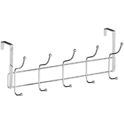 Premier Housewares - Perchero para puerta (10 perchas)