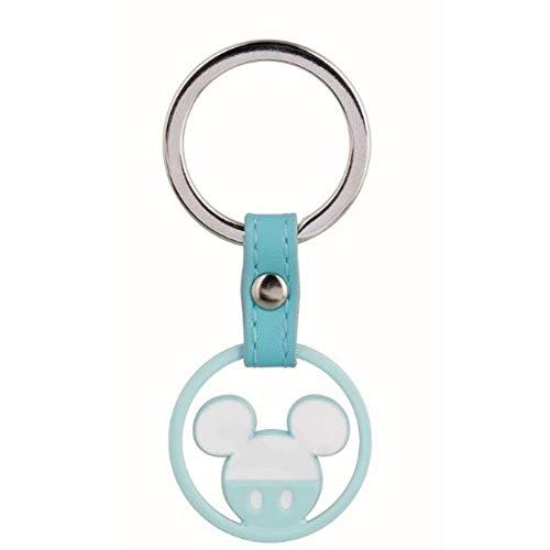 Disney original portachiavi topolino mickey celeste bomboniera