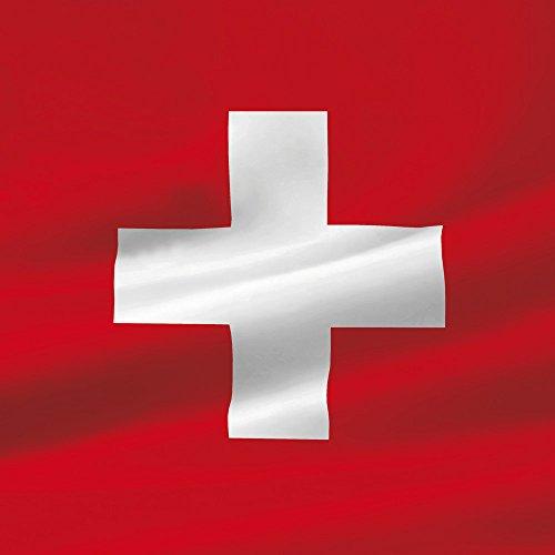 Apple iPhone 5s Case Skin Sticker aus Vinyl-Folie Aufkleber Schweiz Flagge Switzerland DesignSkins® glänzend