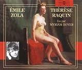 Thérèse Raquin, 2 volumes lus par Myriam Boyer - Fremeaux - 11/02/2000