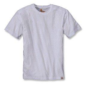 Preisvergleich Produktbild Carhartt Big & Tall Maddock kurzärmeliges T-Shirt Ohne Taschen für Herren,  White,  M