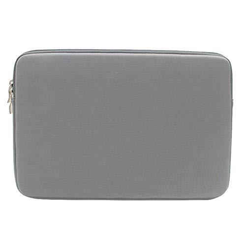 Laptop Hülle Tasche Neopren Wasserdicht für 11 Zoll MacBook Mac Air Pro Retina,Dunkelgrau