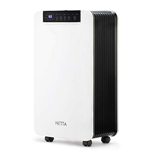 NETTA 12L Dehumidifier - With Di...