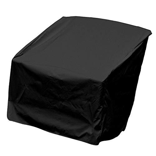 Homyl Gartenmöbel Abdeckung für Runde Gartenmöbel Gartentische und Möbel - 70x79x70 cm