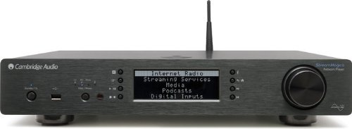 Cambridge Audio Stream Magic 6 schwarz Musik Server & Streamer - Cambridge-server