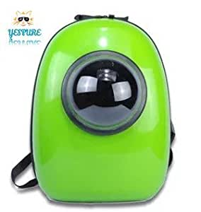 Yespure Traveler Bubble Backpack Pet Carrier for Cats and Dogs