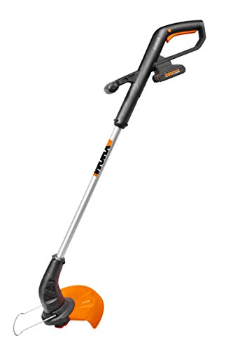 WORX WG157E 18V (20V MAX) Cordless Grass Trimmer, Black