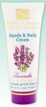 La Santé et Beauté Lavande Crème mains et ongles, 100 ml