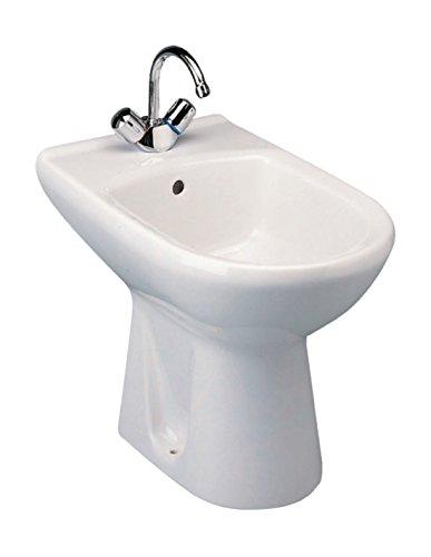 Bidet sur pied ULYSSE 2 35x55x39cm, blanc Réf P209401