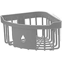 YUnnuopromi - Organizador de Esquina de baño Triangular para Colgar en la  Pared 4ac125d576a7
