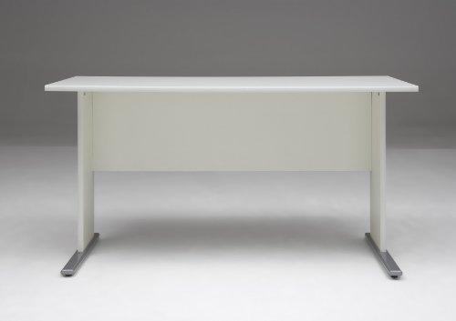 Büroeinrichtung Büromöbel Büro Weiß Eckschreibtisch Bürocontainer Aktenschrank Regal Schreibtisch (Schreibtisch 140 cm Weiß)