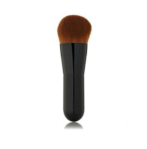 Pinceau Pour Base Maquillage Fondation - Poils Synthétiques De Haute Qualité by DURSHANI